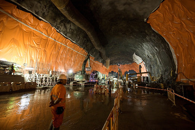 Ngau Tam Mei Cavern , High Speed Rail, Hong Kong